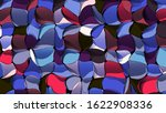 artistic gradient abstract... | Shutterstock .eps vector #1622908336