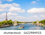 Cityscape Of Paris  France ...