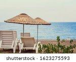 Mediterranean Coast With...