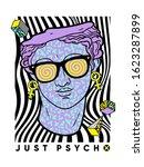 acid ancient sculpture... | Shutterstock .eps vector #1623287899