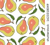 vector seamless pattern with...   Shutterstock .eps vector #1623318049