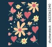 visually minimalist paintings... | Shutterstock .eps vector #1623361240