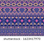 peruvian american indian... | Shutterstock .eps vector #1623417970