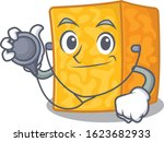 smart and cool colby jack... | Shutterstock .eps vector #1623682933