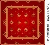 design of a geometric pattern. .... | Shutterstock . vector #1623747649