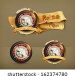 Roulette  Vector Icon