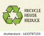 Sketch Doodle Recycle Reuse...