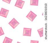 ruby vector icon. icon gemstone ... | Shutterstock .eps vector #1623831010