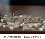 Low Code Concept Represented B...