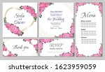 elegant template for invitation ... | Shutterstock .eps vector #1623959059