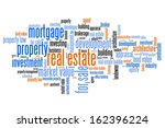 real estate investment and... | Shutterstock . vector #162396224
