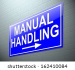 illustration depicting a sign... | Shutterstock . vector #162410084