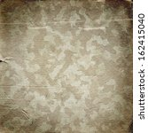 grunge military background.... | Shutterstock . vector #162415040