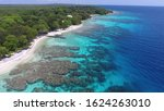Gorgeous coral reef aerial photos taken in Utila Honduras and the Utila Cays/Keys. Fingers of the extension of the Mesoamerican Barrier Reef system. Awesome scuba diving and snorkeling!