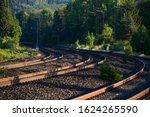 Railway Curves With Four Tracks ...