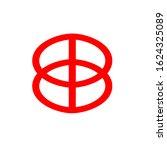 bb logo design vector template   Shutterstock .eps vector #1624325089