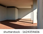 White Wall  Terracotta Tiled...