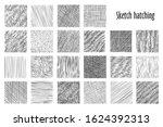 Sketch Hatching Patterns ...