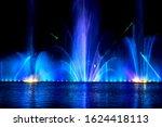 Laser Musical Fountain Roshen...
