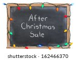After Christmas Sale Written I...