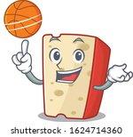 a mascot picture of dutch...   Shutterstock .eps vector #1624714360