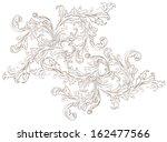 vintage | Shutterstock .eps vector #162477566
