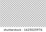 line art of fish scale pattern...   Shutterstock .eps vector #1625025976