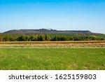 huge coalmine heap on a sunny... | Shutterstock . vector #1625159803