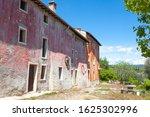 Abandoned Farmhouse On...