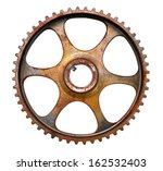 Cog Wheel  Mechanical Gear...