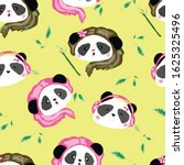 vector seamless pattern with... | Shutterstock .eps vector #1625325496