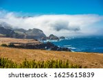 Fog Over Big Sur At The...