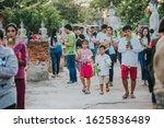 Ayutthaya  Thailand   July 16 ...