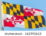 the flag of the state of... | Shutterstock . vector #162592613