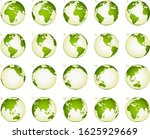 planet rotation phase on a... | Shutterstock .eps vector #1625929669