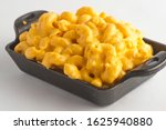 Mac N Cheese. Macaroni Mixed...