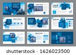 presentation templates ... | Shutterstock .eps vector #1626023500