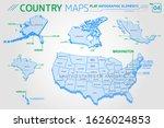 united states of america ... | Shutterstock .eps vector #1626024853