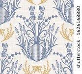 french shabby chic lavender... | Shutterstock .eps vector #1626168880