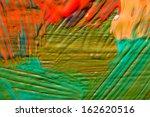 abstract art backgrounds. hand... | Shutterstock . vector #162620516