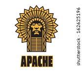 apache | Shutterstock .eps vector #162625196