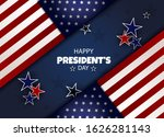 presidents' day background ...   Shutterstock .eps vector #1626281143
