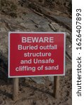 """""""beware. Buried Outfall..."""