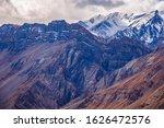 Himalayas Fold Mountains Form...