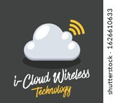 i cloud  cloud data  big data ...   Shutterstock .eps vector #1626610633