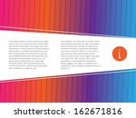 abstract colorful background... | Shutterstock .eps vector #162671816