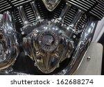 milan  italy   november 8  moto ... | Shutterstock . vector #162688274