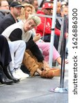 Small photo of LOS ANGELES - JAN 23: Justin Bieber at the Sir Lucian Grange Star Ceremony on the Hollywood Walk of Fame on JANUARY 23, 2019 in Los Angeles, CA