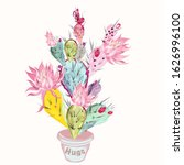 beautiful vector illustration...   Shutterstock .eps vector #1626996100