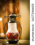 Small photo of Antique Lantern : Immense pleasure that lays within these old and lifeless things.